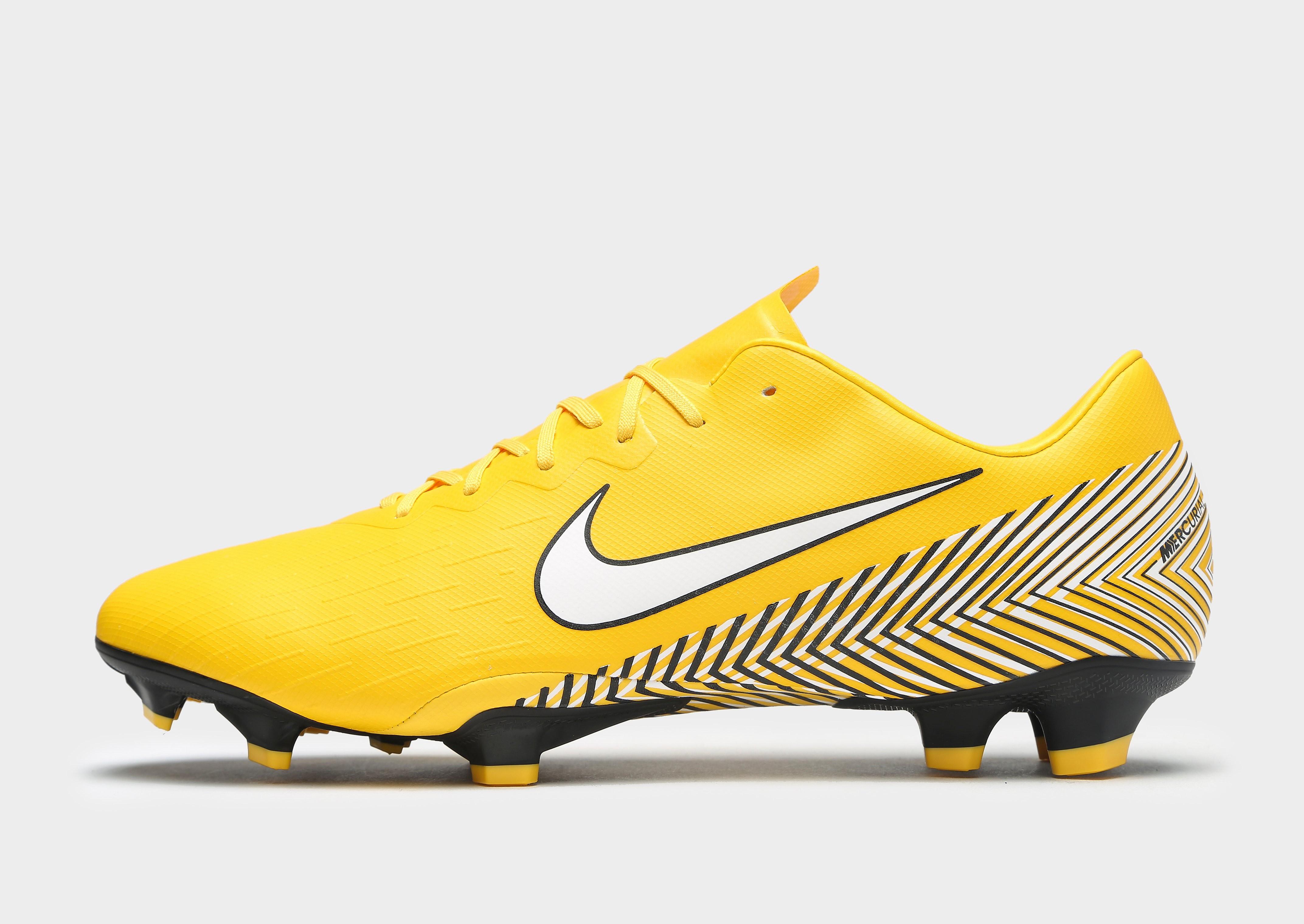 Nike Meu Jogo Mercurial Vapor Pro Neymar Jr FG Heren - Geel - Heren
