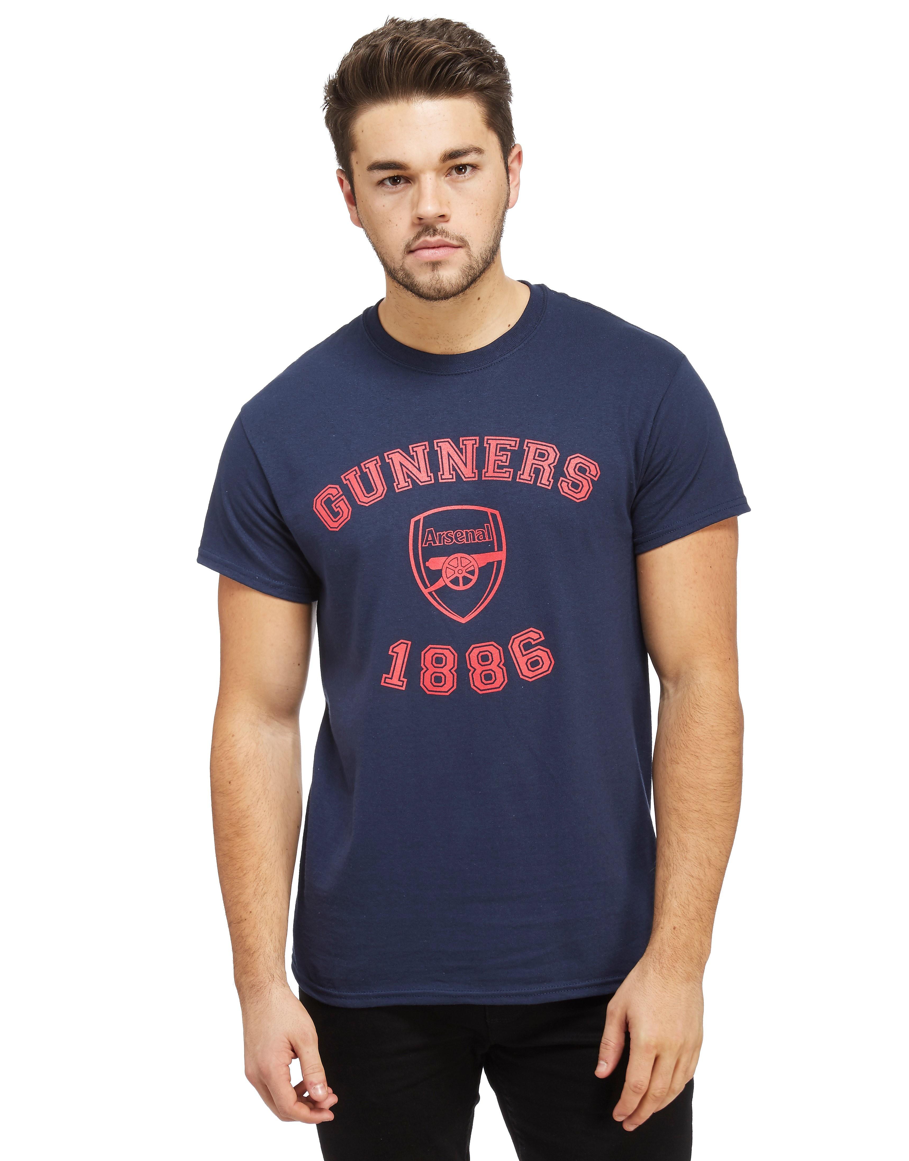 Official Team Arsenal FC Varsity T-Shirt