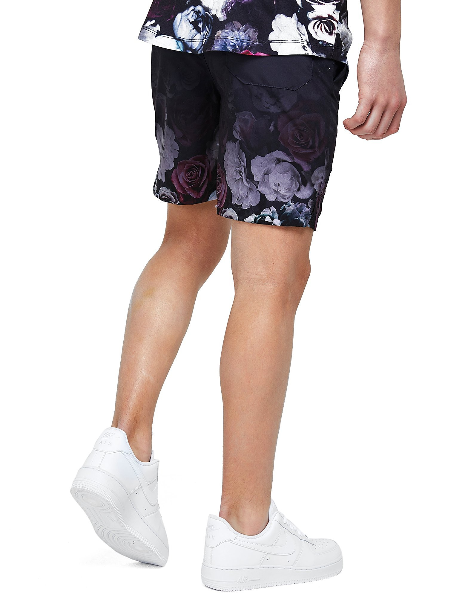 ILLUSIVE LONDON Floral Swim Shorts Junior