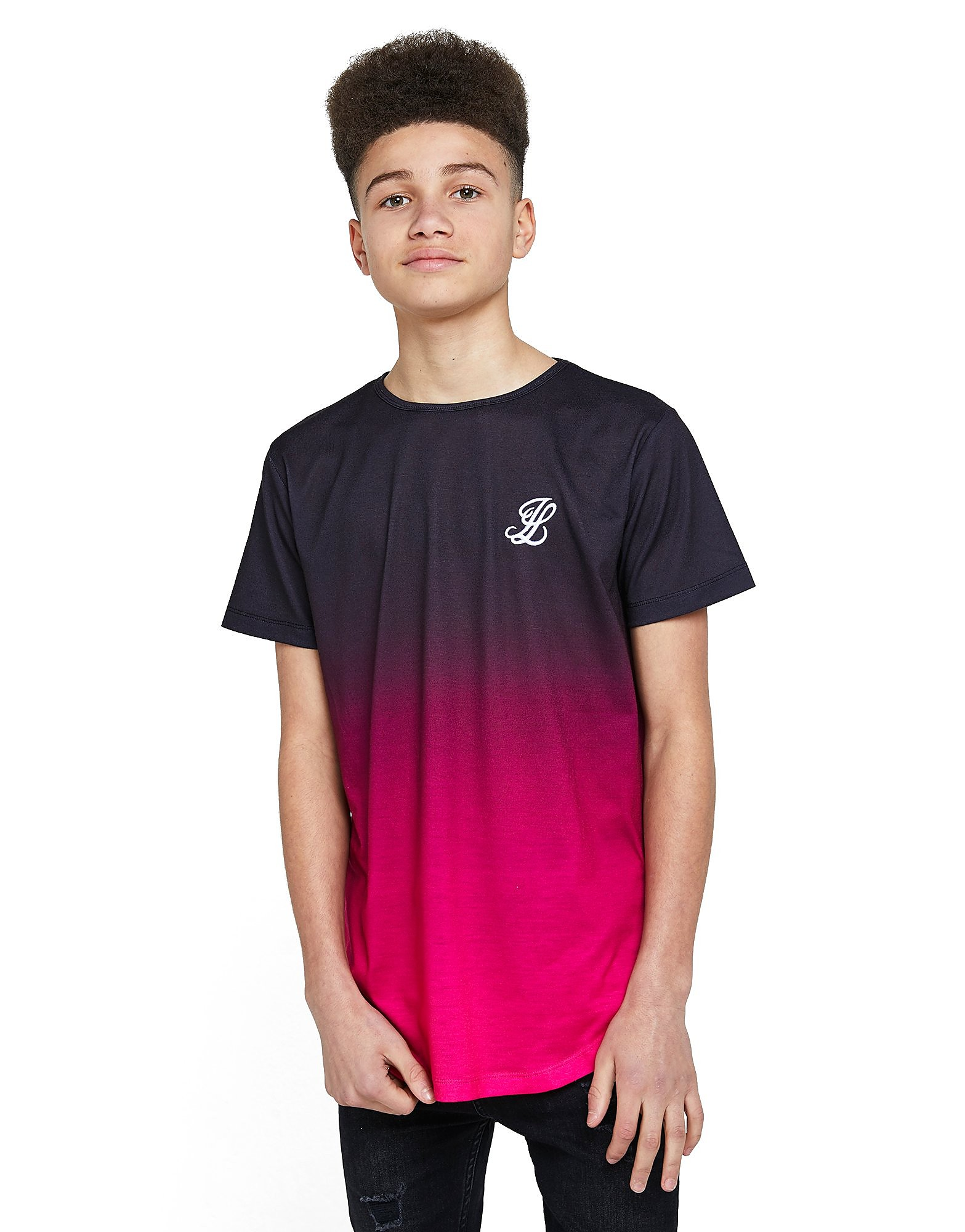 ILLUSIVE LONDON Fade T-Shirt Junior - alleen bij JD - Zwart - Kind