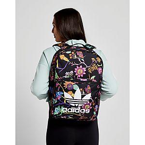 7b9f65cdc78a6d adidas Originals Classic Print Backpack ...