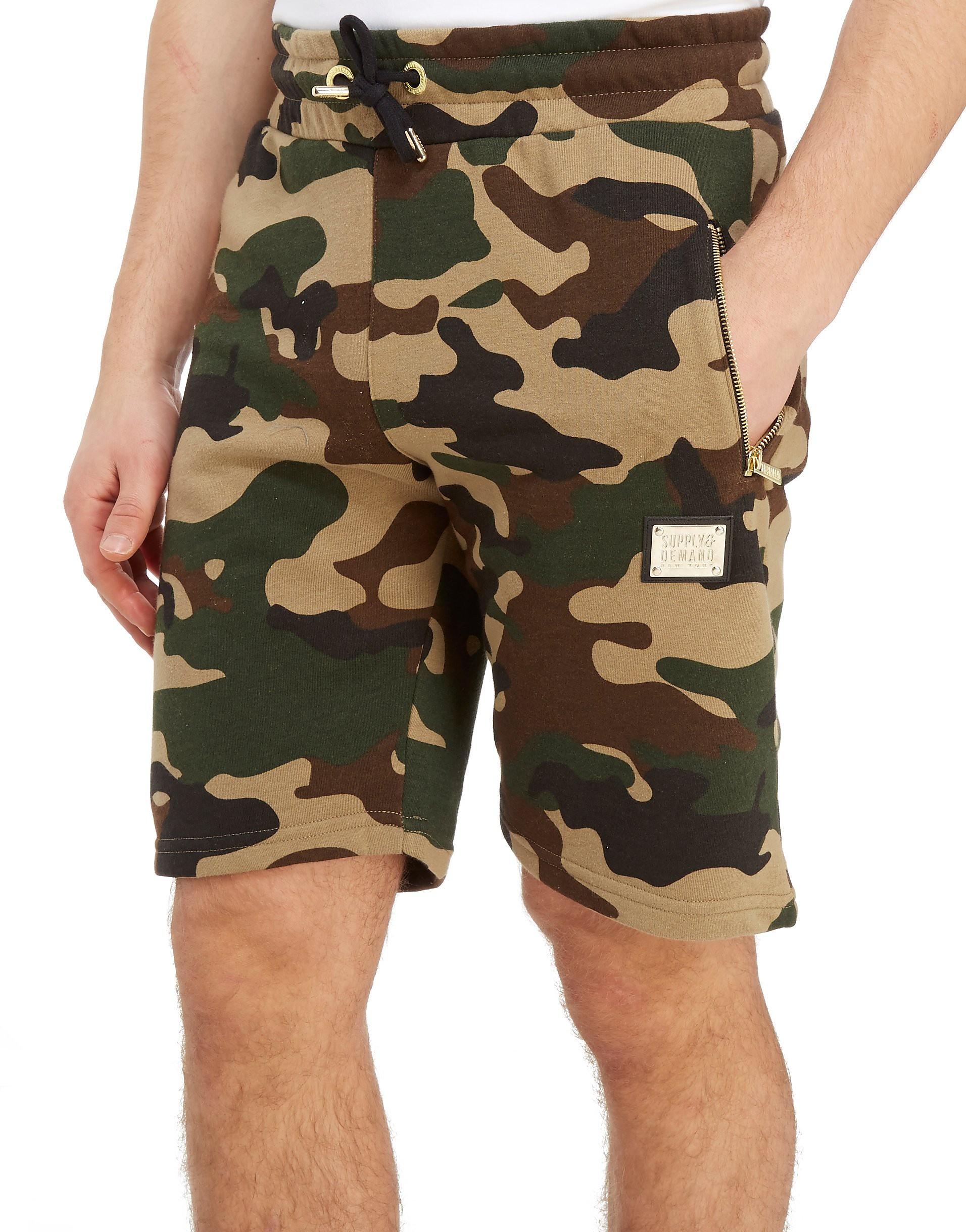 Supply & Demand pantalón corto Nova Loop