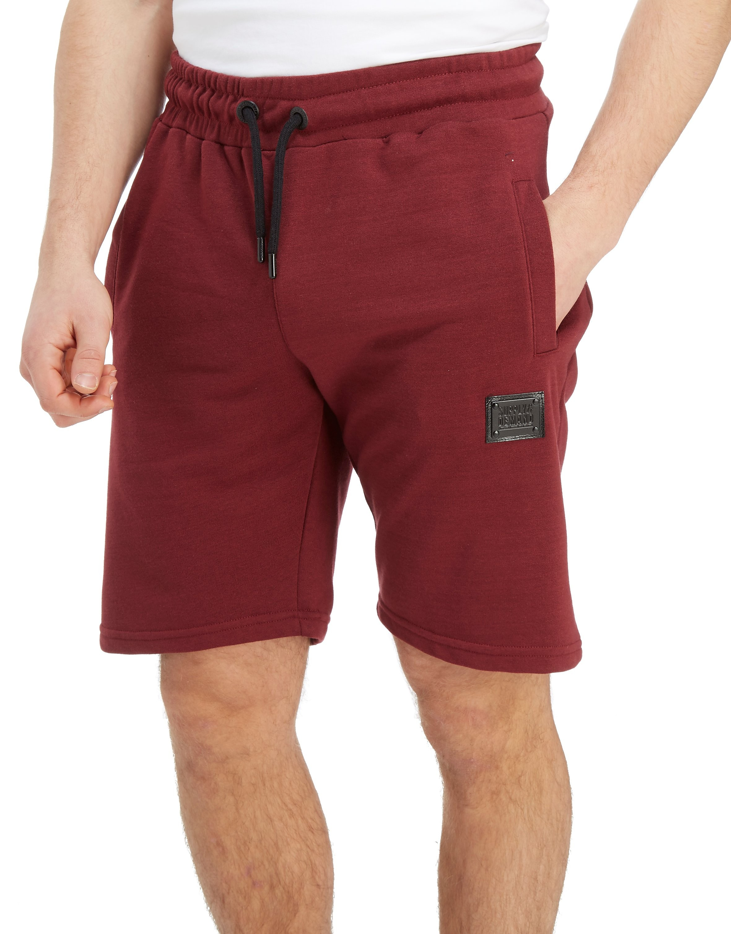 Supply & Demand Loop Shorts - Only at JD, Burgundy