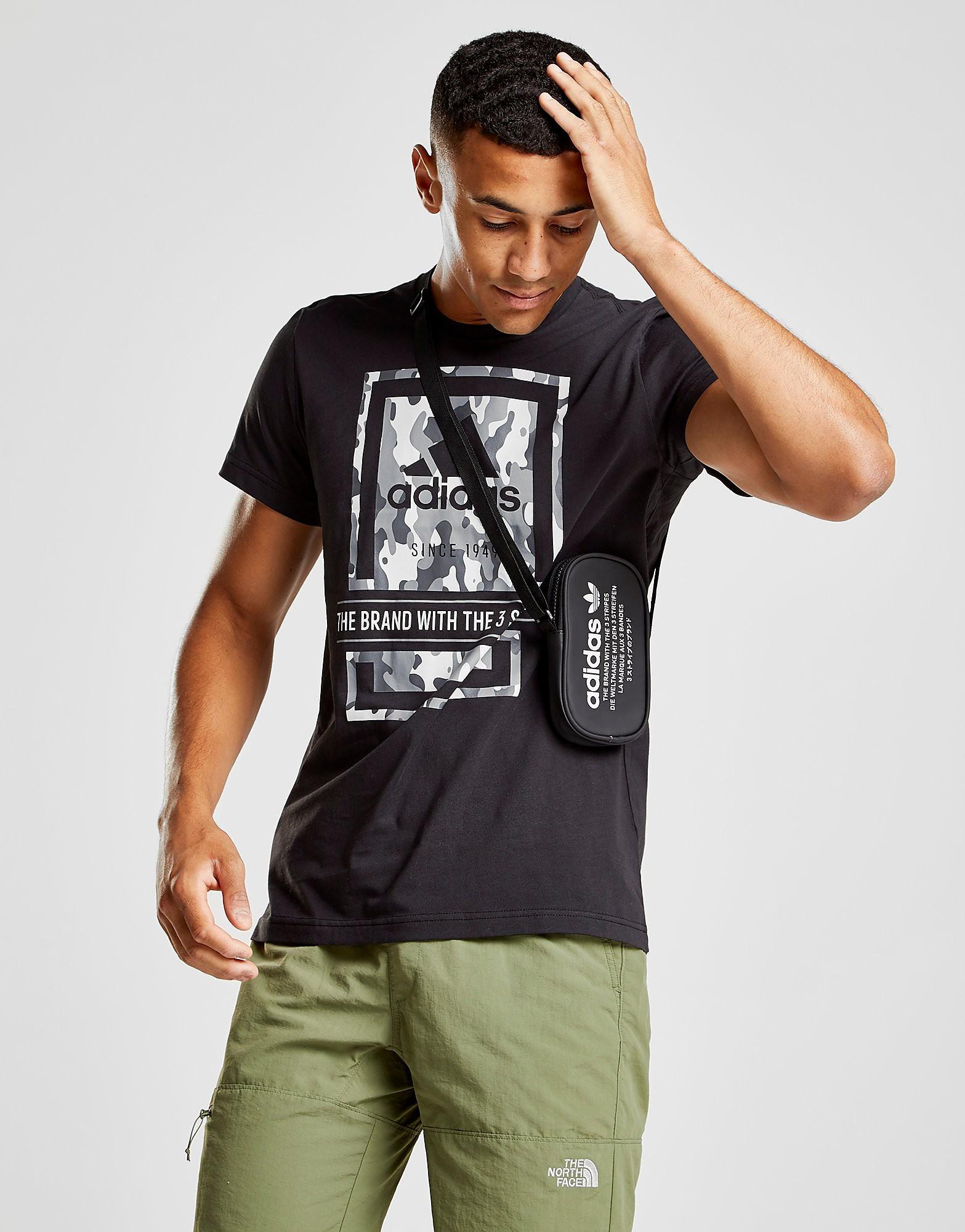 Adidas rugzak zwart