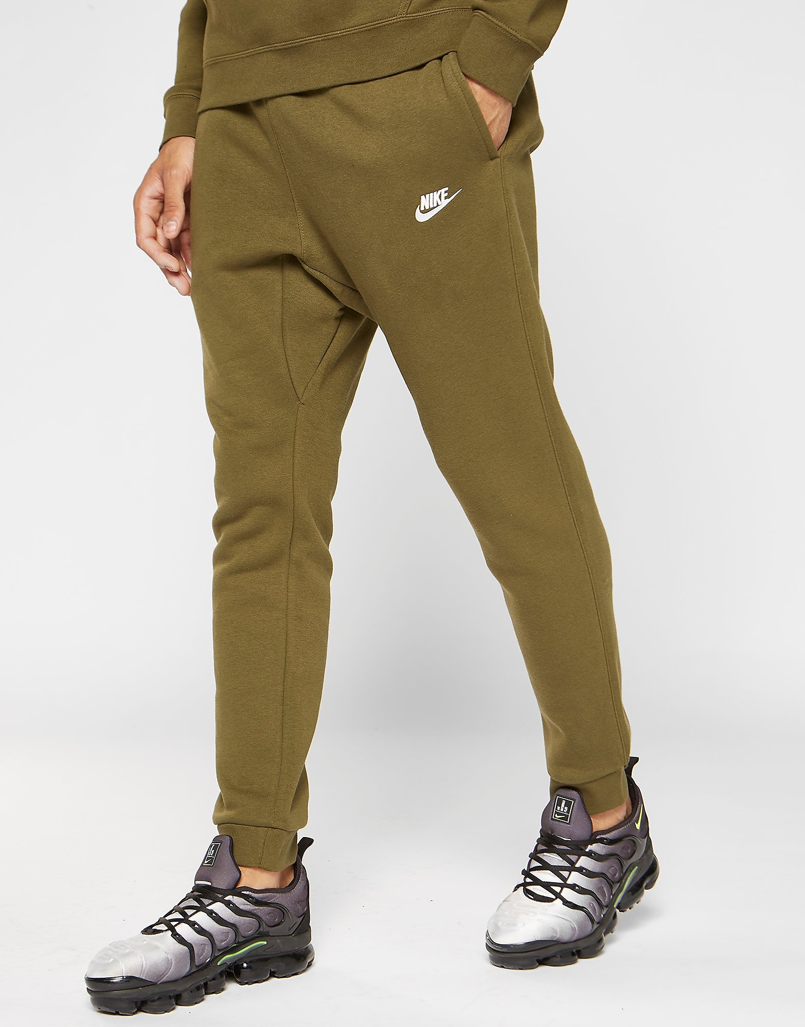 Nike Foundation Fleece Joggers - Groen - Heren