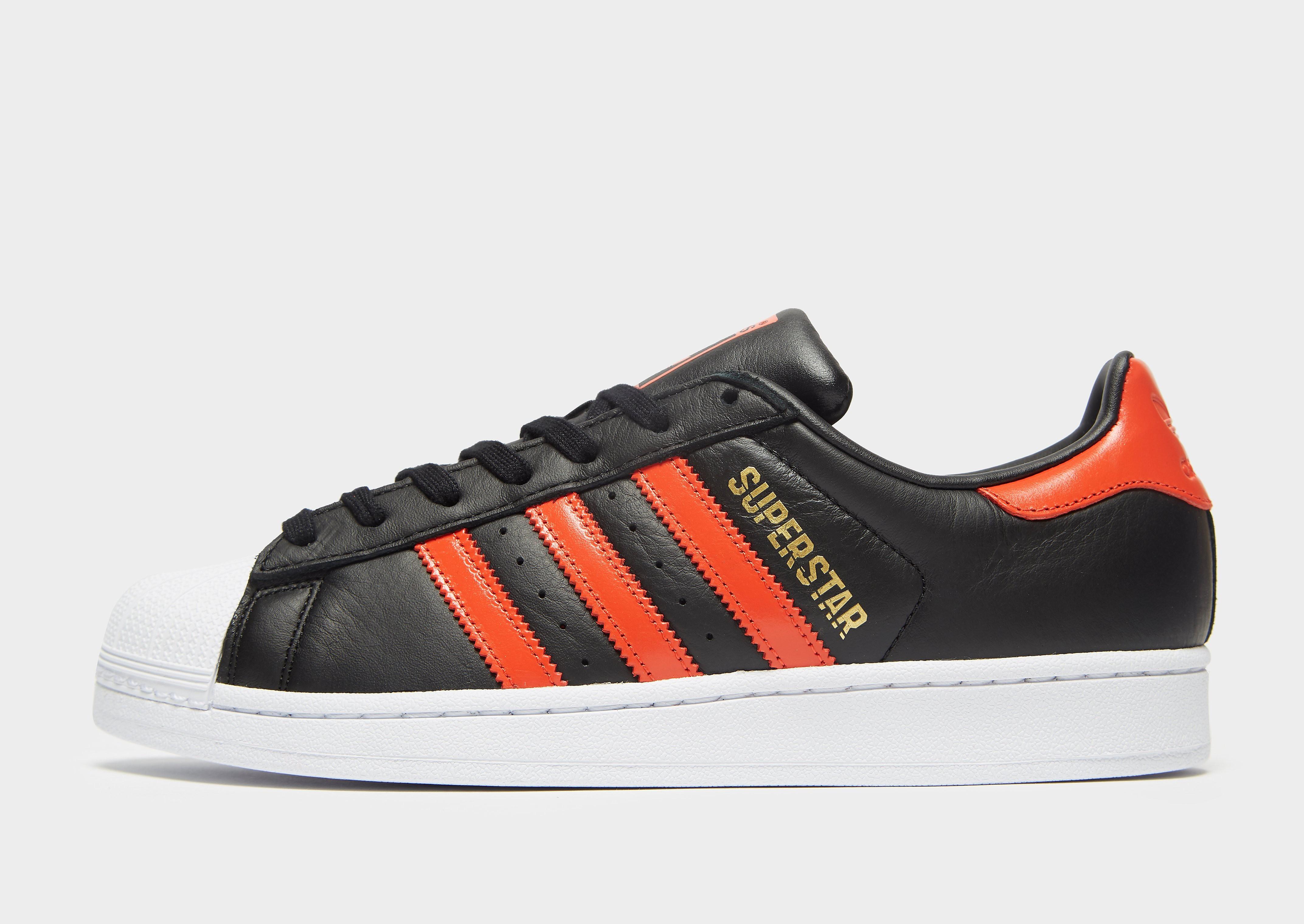 adidas Originals Superstar Heren - Zwart - Heren