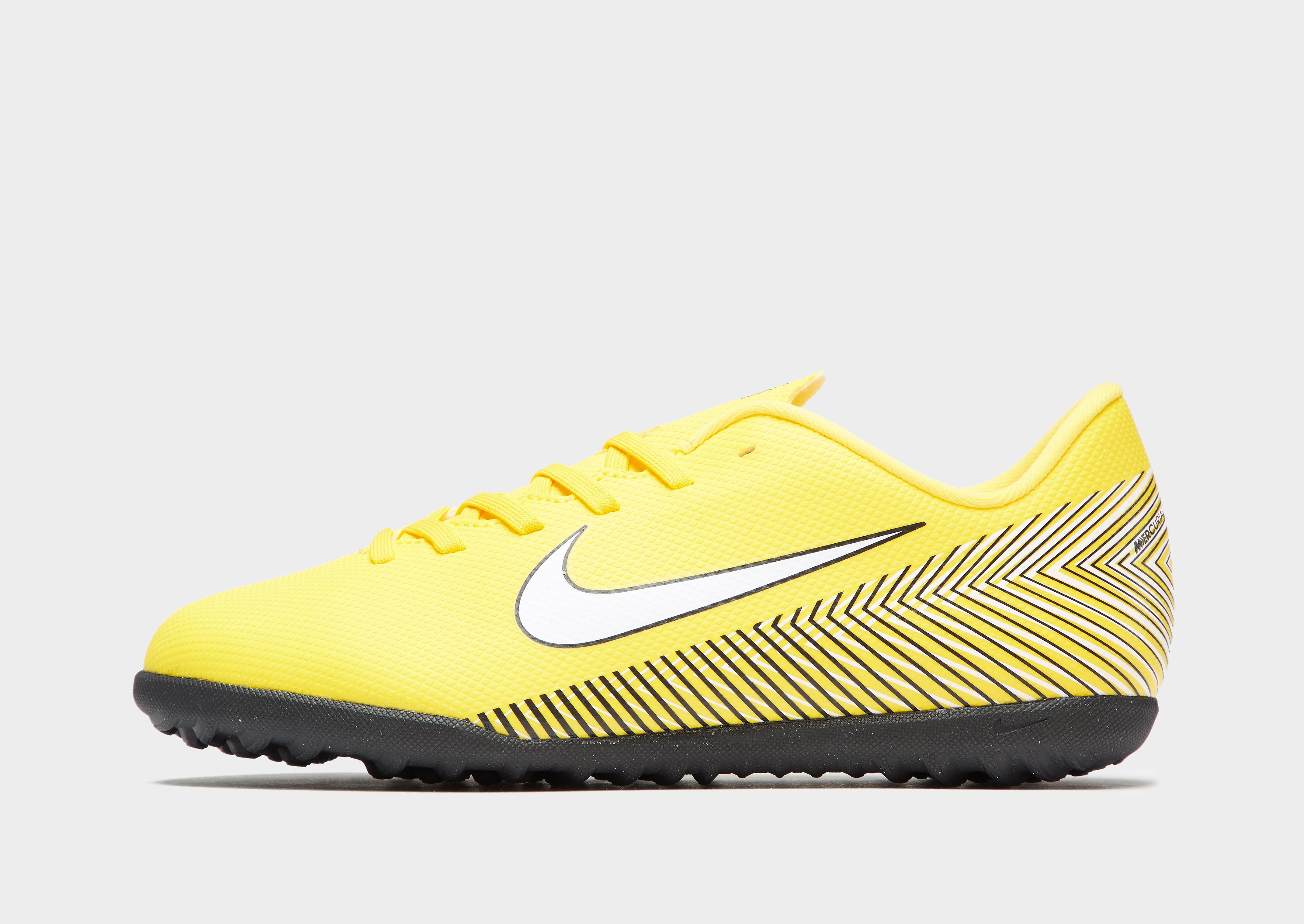 Nike Meu Jogo Mercurial Vapor Neymar Jr TF Junior - Geel - Kind