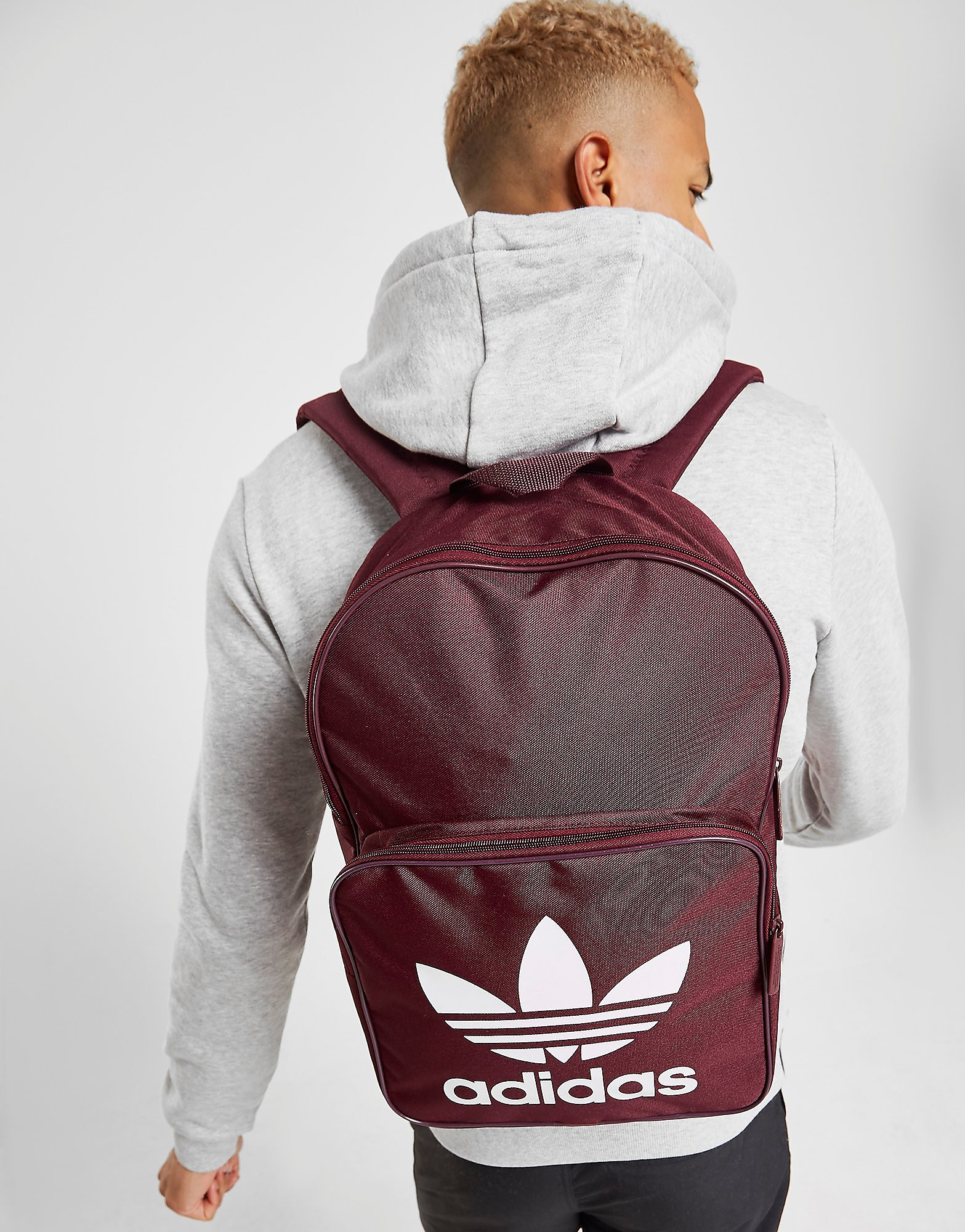 Adidas rugzak rood
