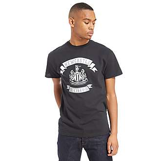 Official Team Newcastle United F.C Scroll T-Shirt