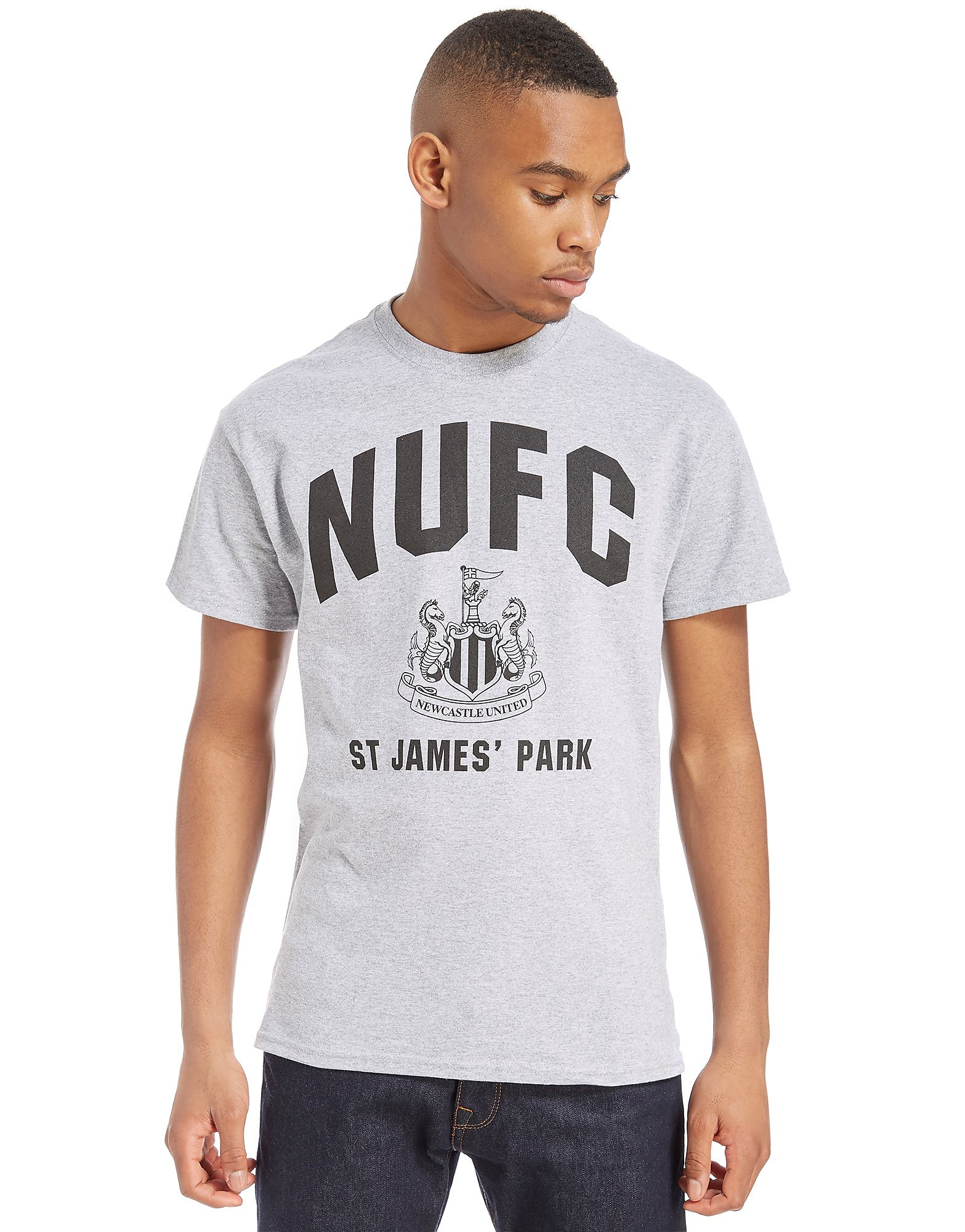 Official Team NUFC Saint James Park T-Shirt