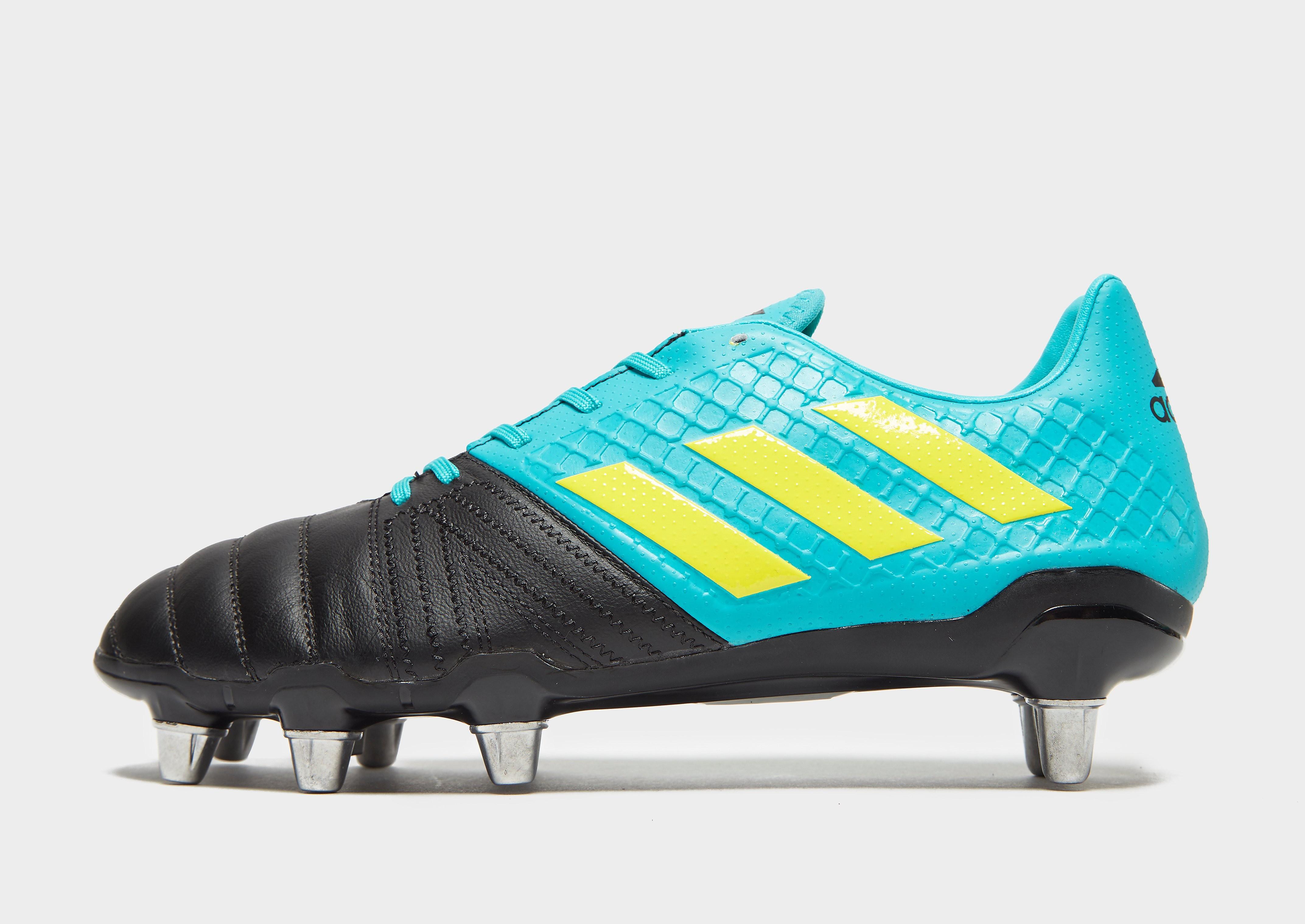 adidas Kakari Elite SG Rugby Boots Zwart Heren
