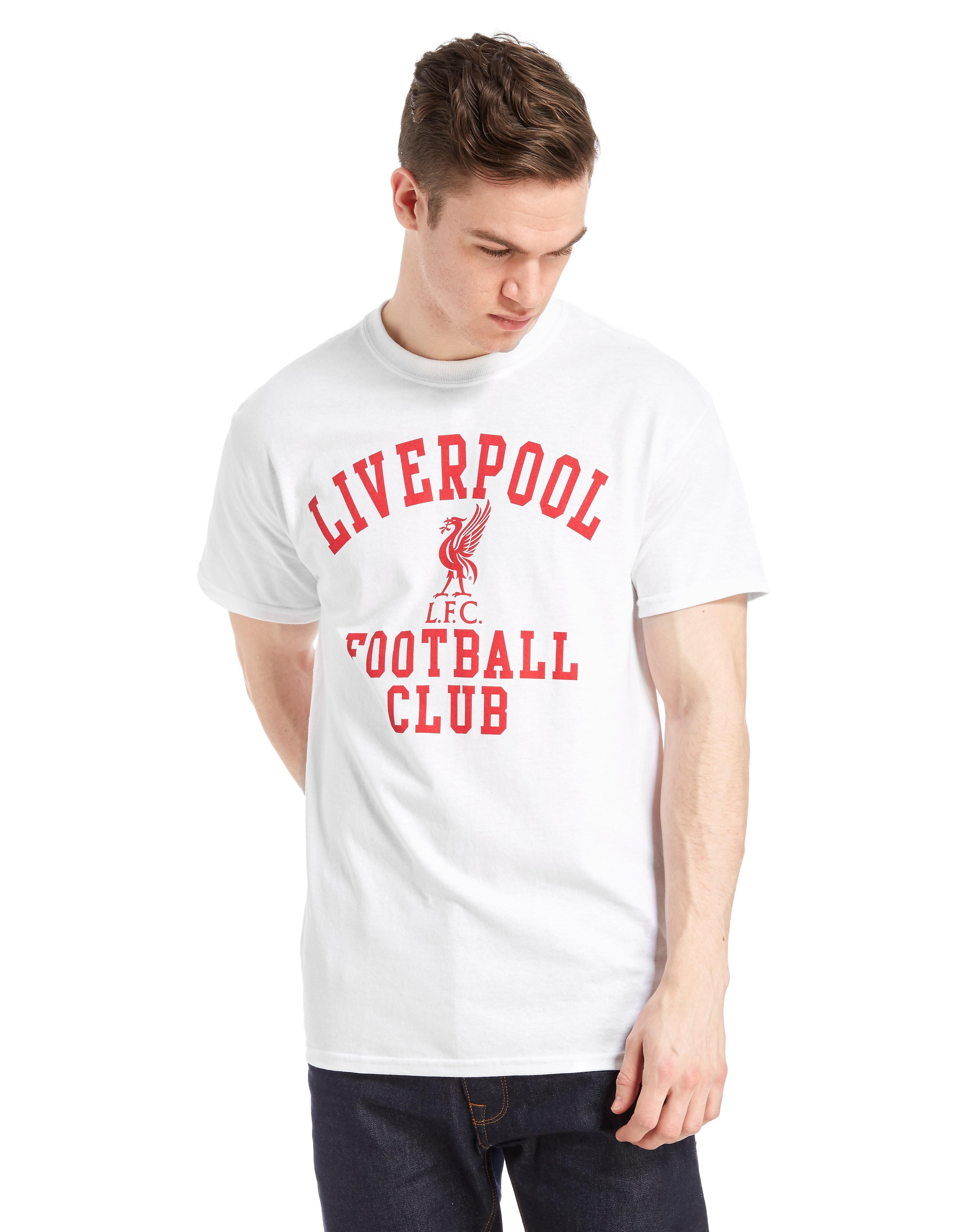 Official Team T-shirt Liverpool FC Bird