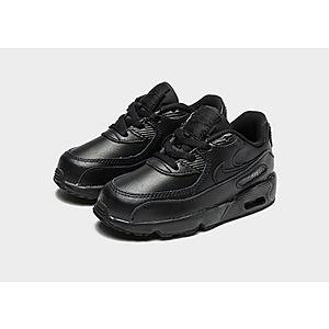 online retailer 06b5f b5aef ... NIKE Nike Air Max 90 Leather Baby  amp  Toddler Shoe