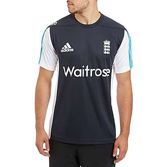 adidas England Cricket ECB Training T-Shirt