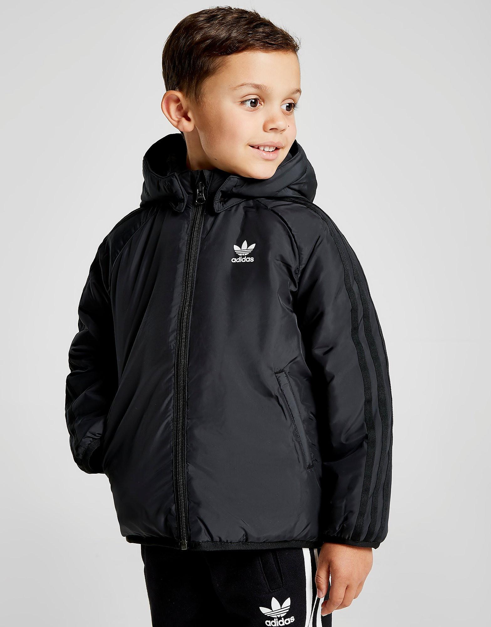 adidas Originals Padded Jacket Kinderen - Zwart - Kind