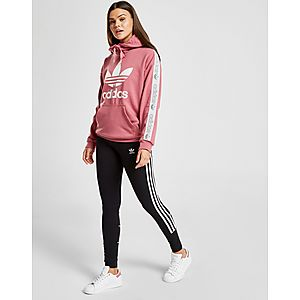 11985b092416 adidas Originals 3-Stripes Piping Leggings ...