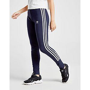 ab15f163cd368 ... adidas Originals 3-Stripes Piping Leggings