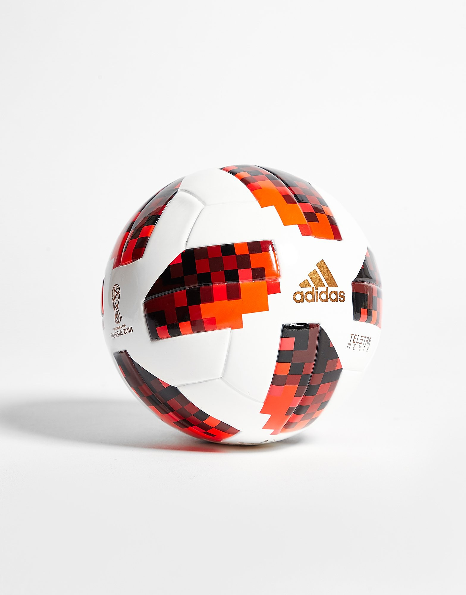 adidas World Cup 2018 Knockout Mini Football - Wit - Heren
