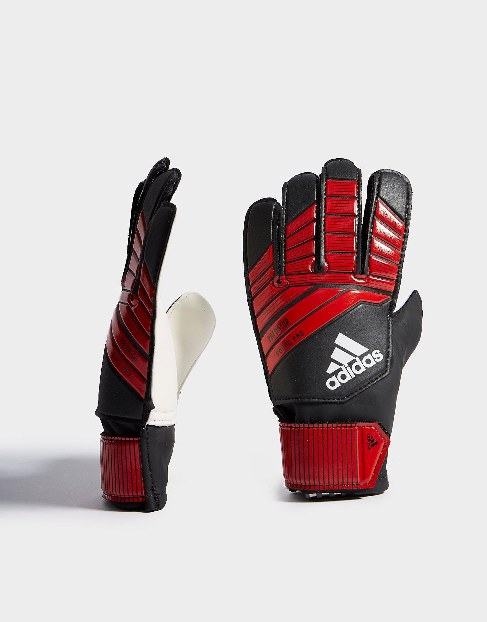 adidas Predator Goalkeeper Gloves - Zwart - Kind