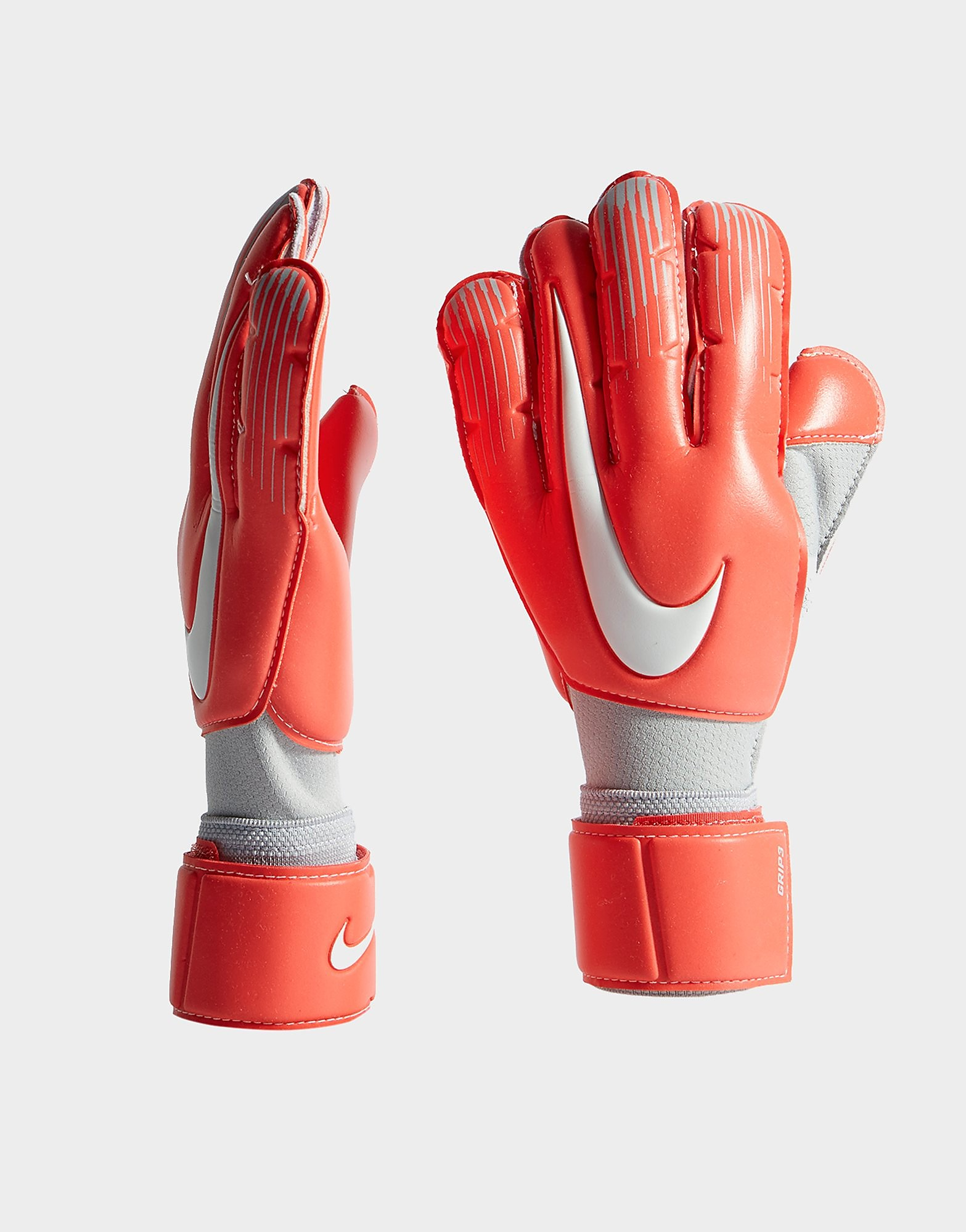 Nike Grip 3 FA 2018 Goalkeeper Gloves Heren - Crimson - Heren