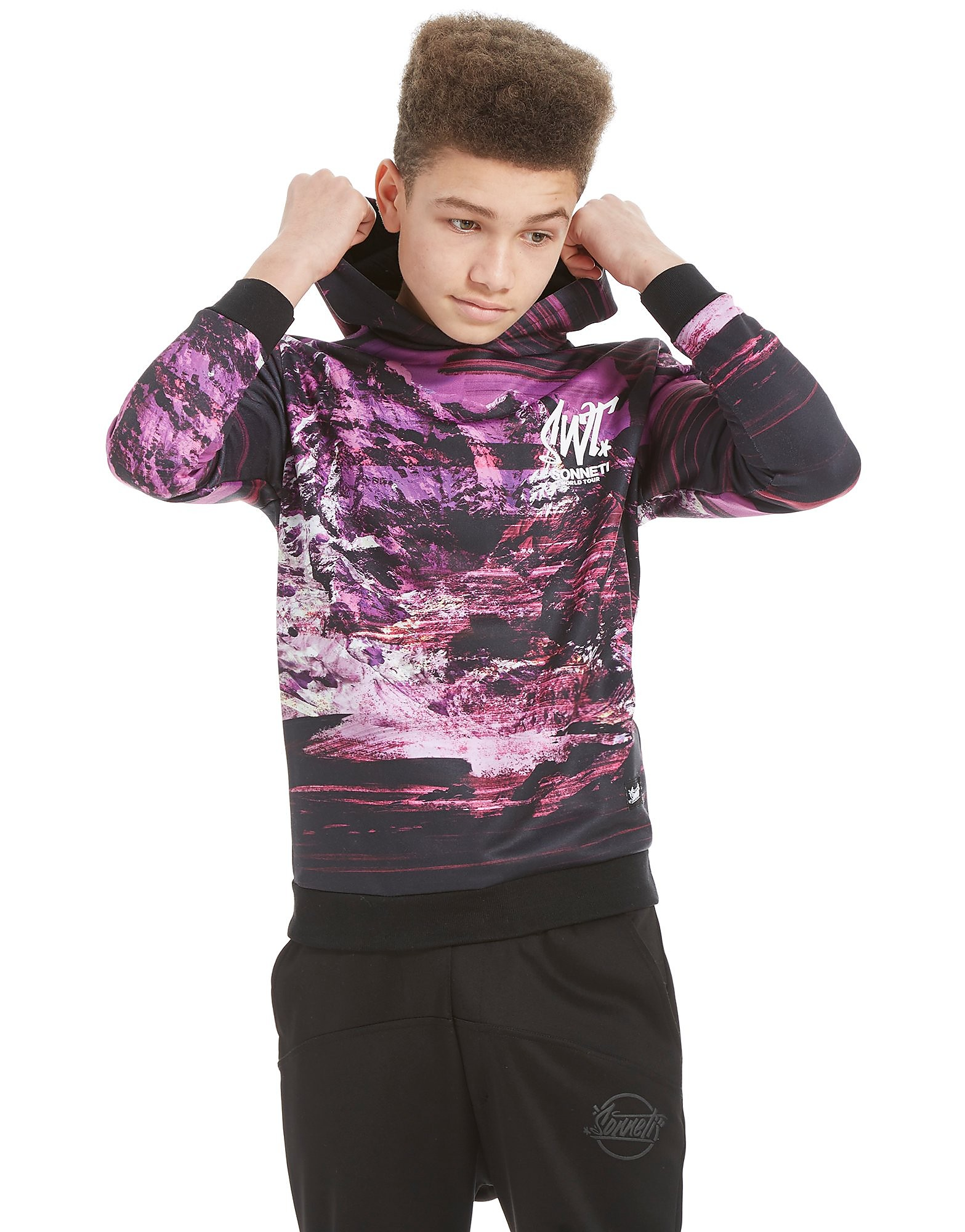 Sonneti Mountain Hoodie Junior