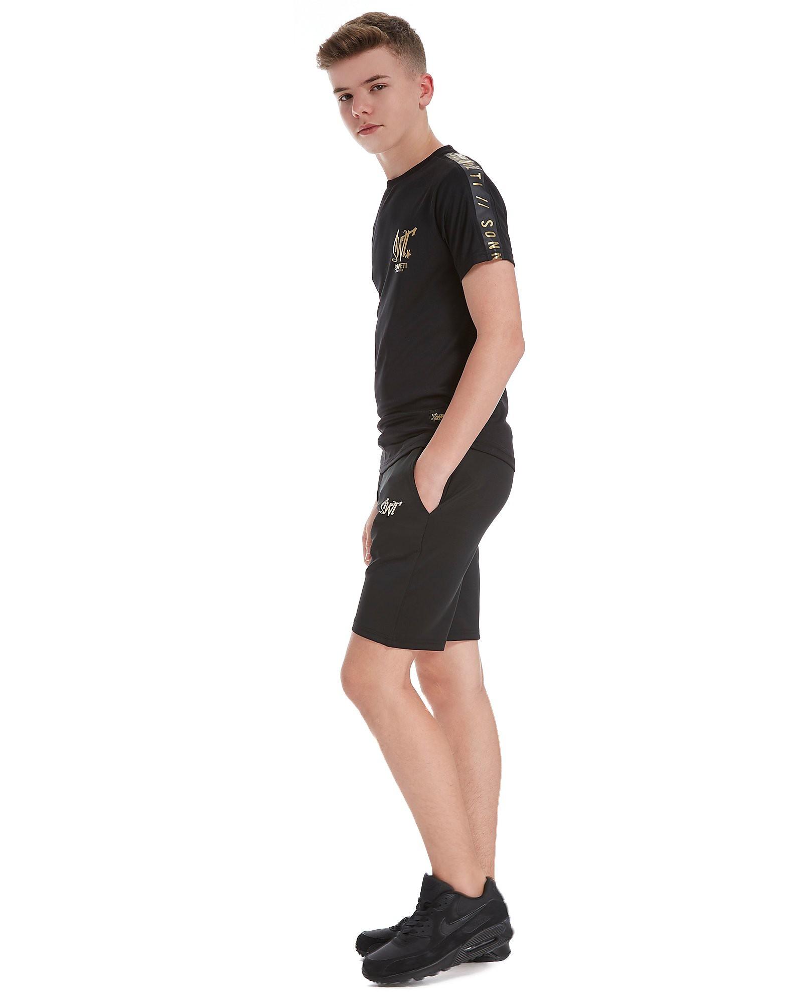 Sonneti Tastic Shorts Junior - Zwart - Kind