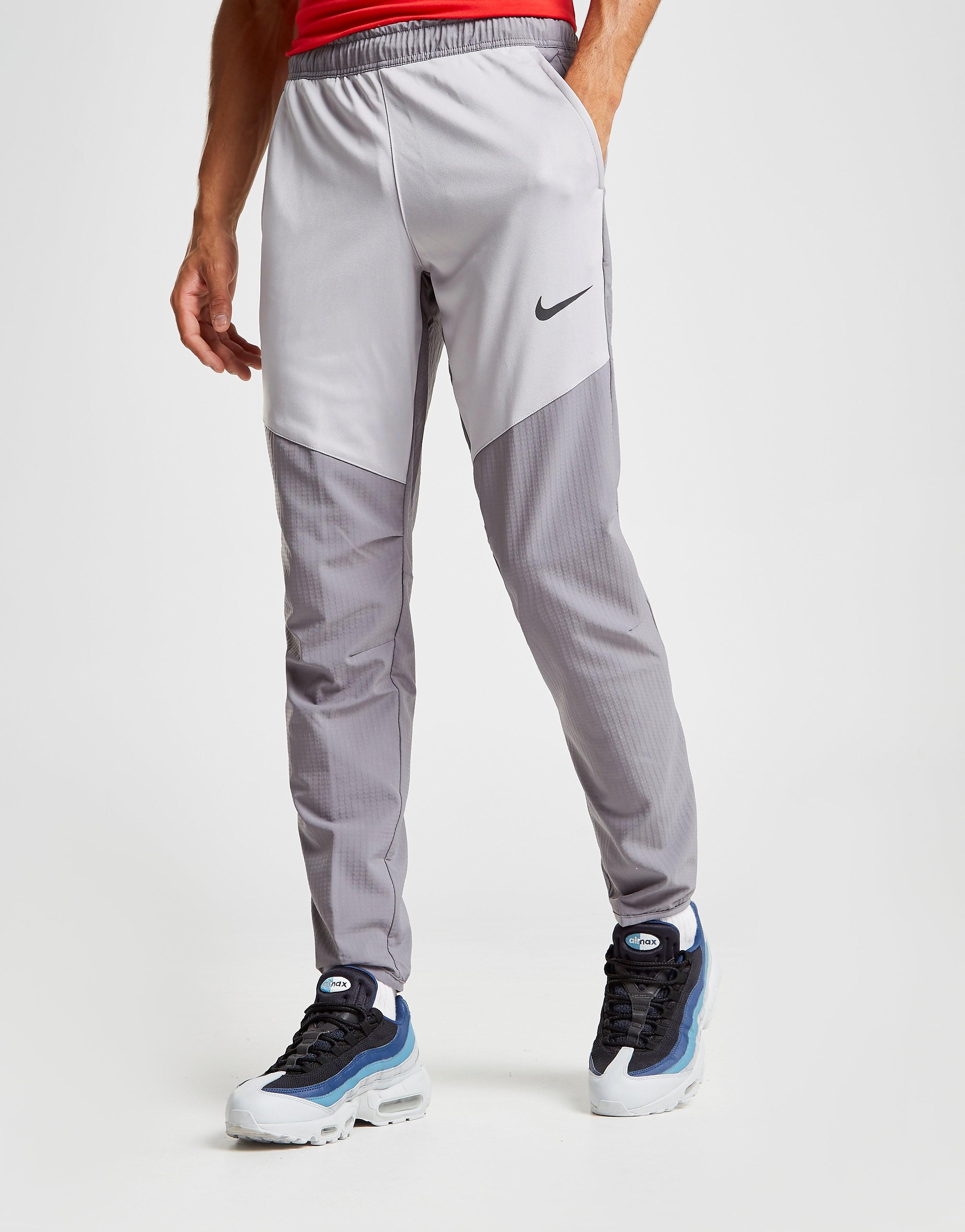 Nike Flex Track Pants Heren - Grijs - Heren