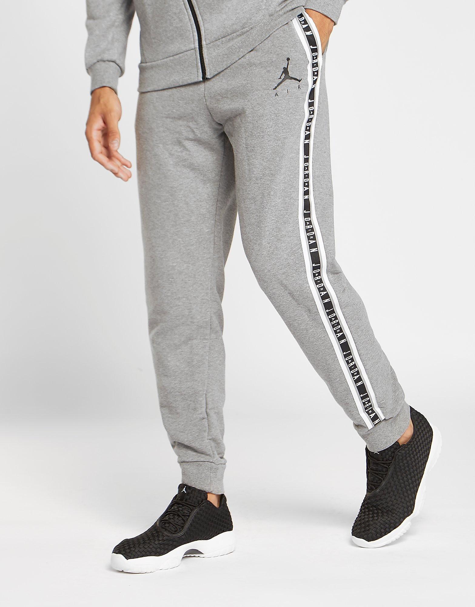 Jordan Fleece Tape Track Pants Heren - Grijs - Heren