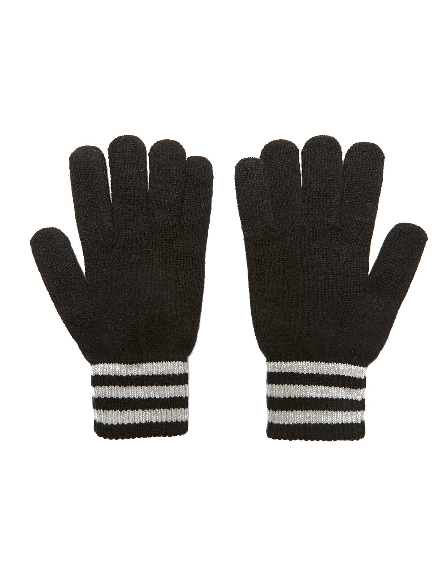 adidas Essential 3 Stripe Gloves