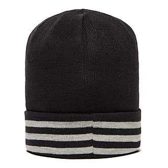 adidas Essential 3 Stripe Beanie Hat
