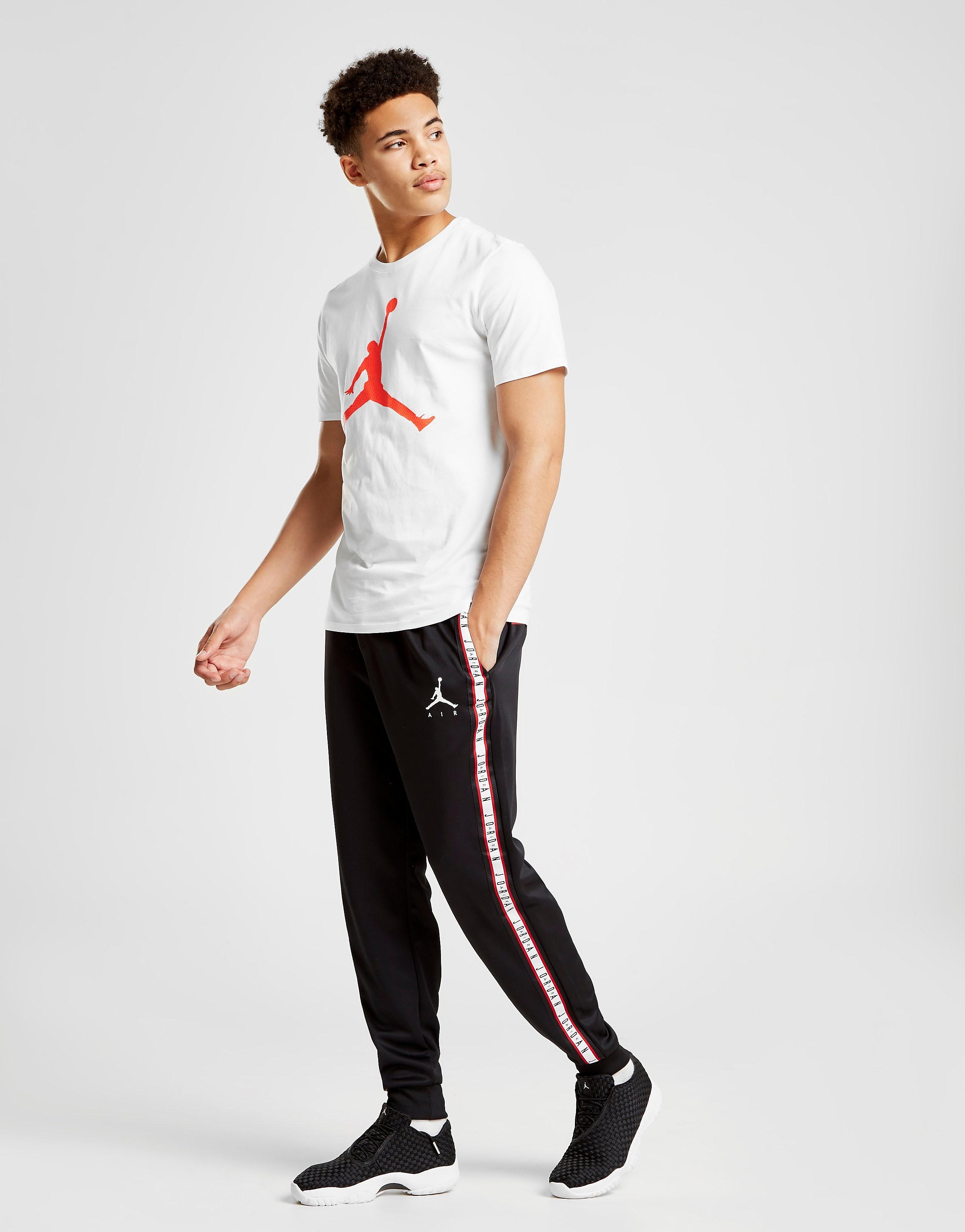 Jordan Poly Tape Track Pants Heren - Zwart - Heren