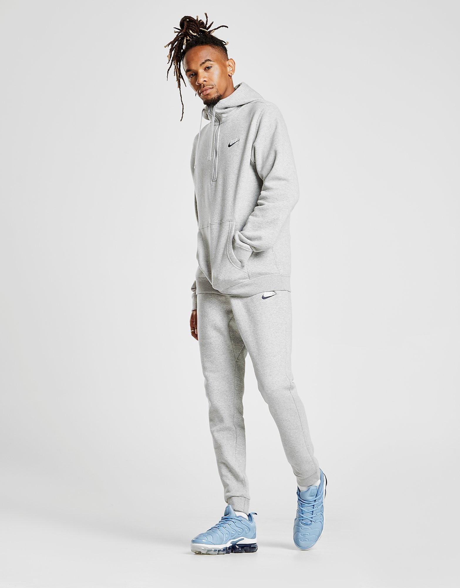 Nike Foundation Fleece Track Pants Heren - alleen bij JD - Grijs - Heren