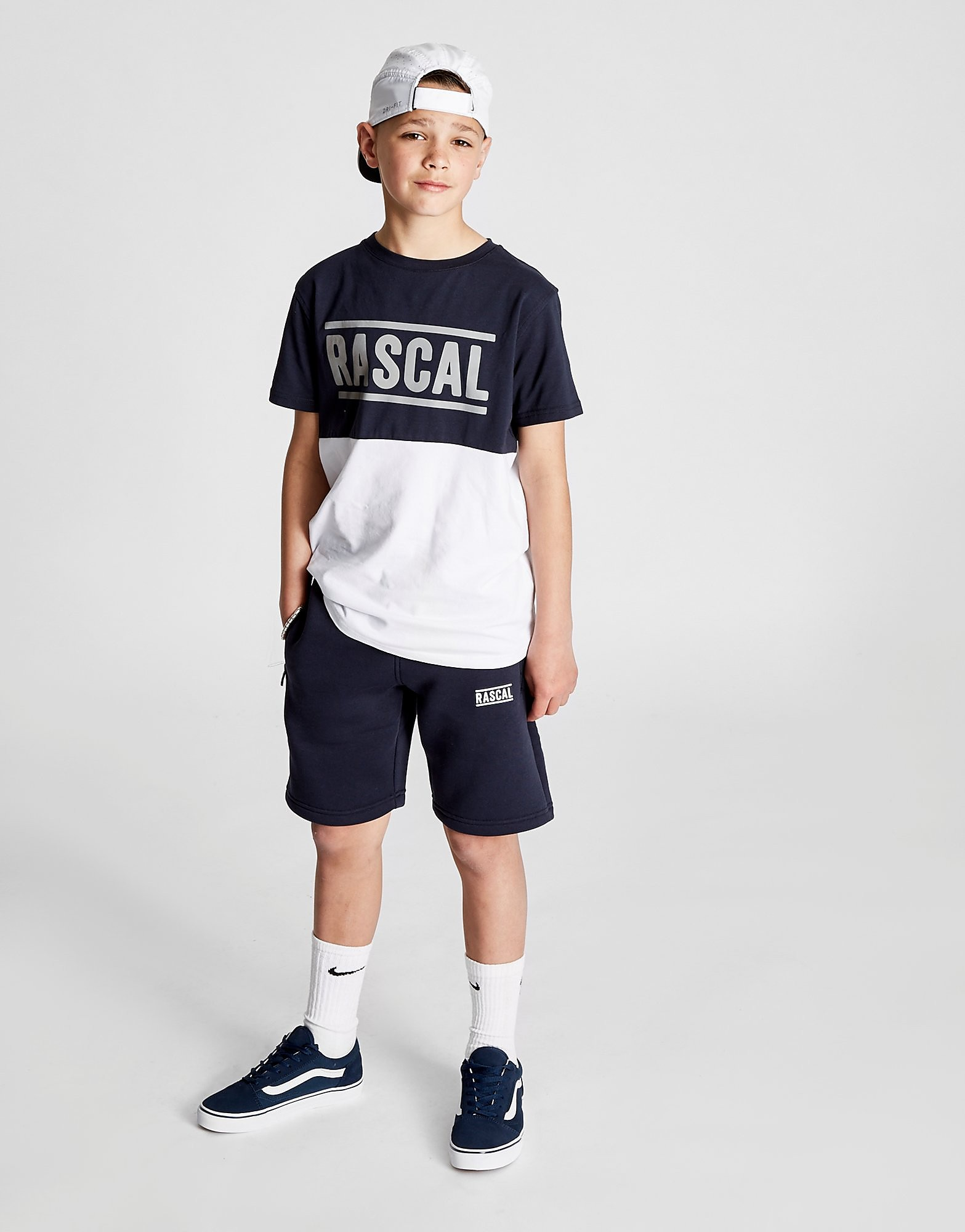 Rascal Essential Fleece Shorts Junior