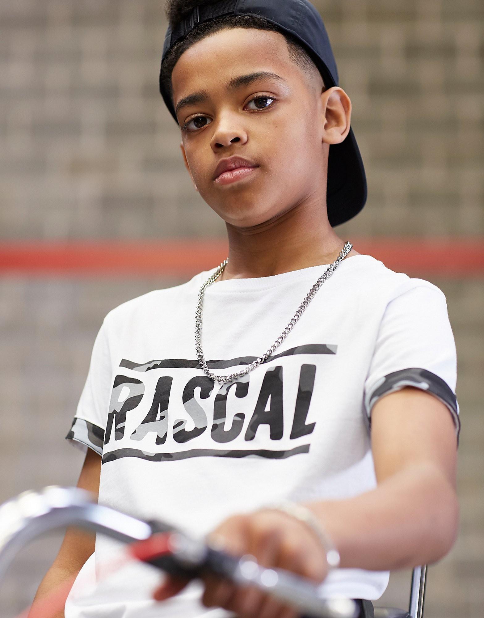 Rascal Camo Infill T-Shirt Junior