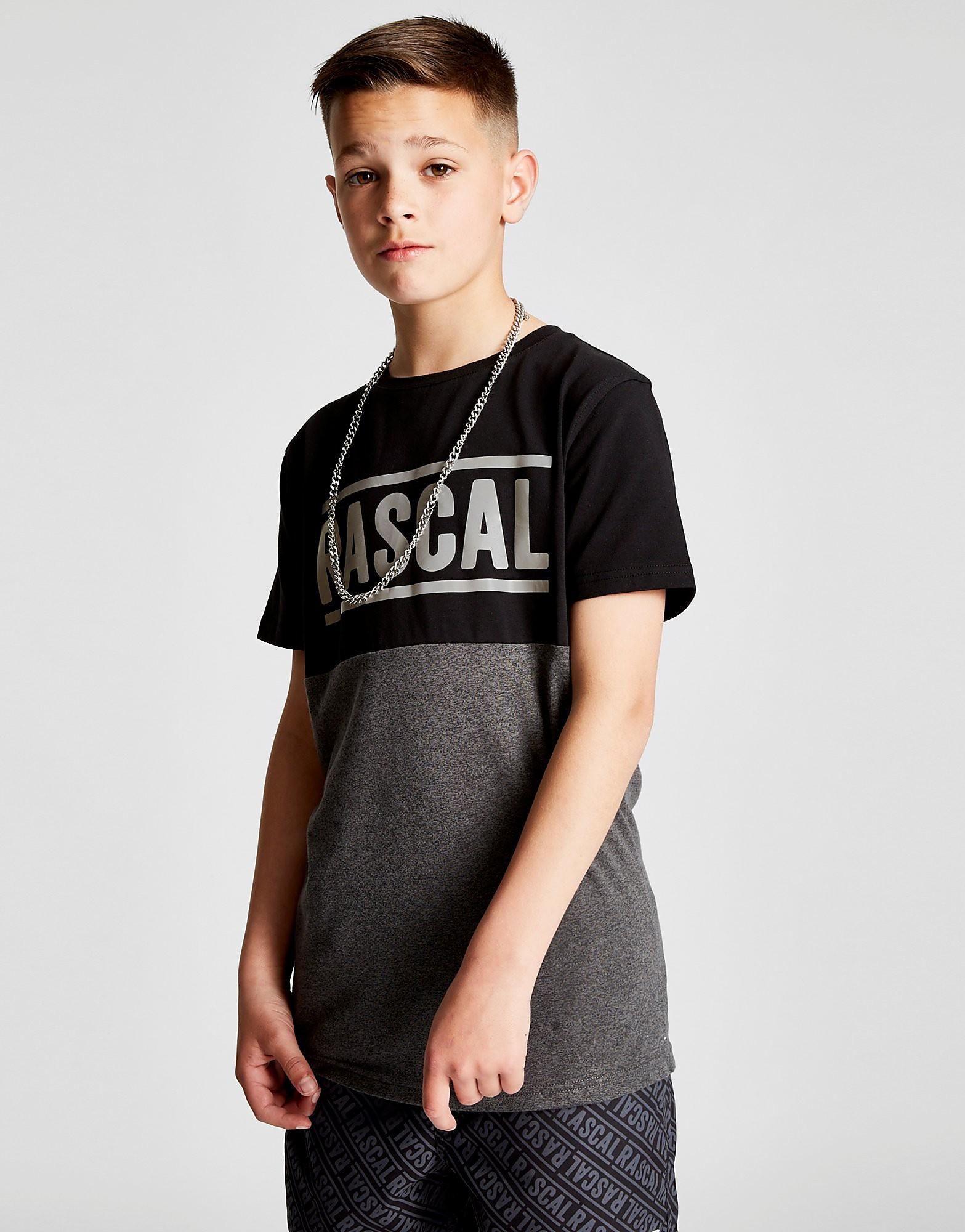 Rascal Laguna Colour Block T-Shirt Junior