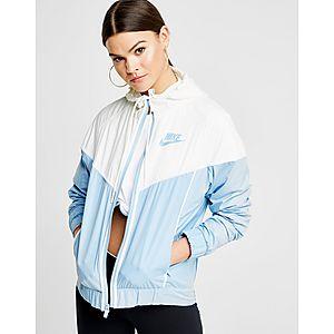 Nike Colour Block Windrunner Jacket ...