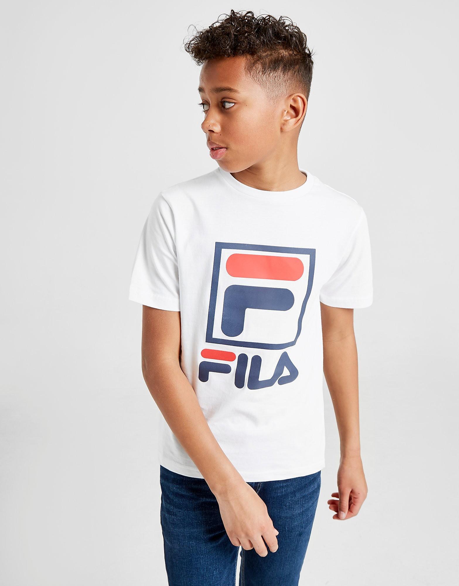 Fila Everdeen F-Box T-Shirt Junior