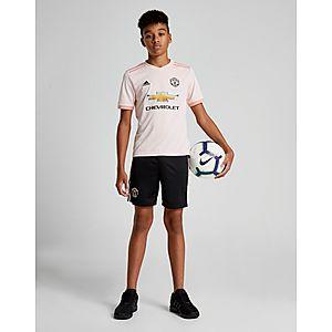 2a20630f9 ... adidas Manchester United FC 2018 19 Away Shirt Junior