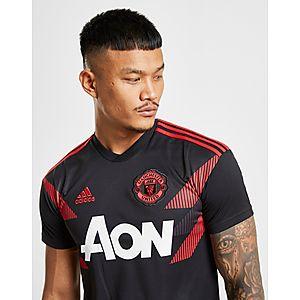 e3744b7e309 adidas Manchester United FC Pre-Match Shirt ...