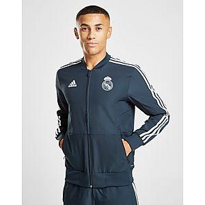 db1d9a763 adidas Real Madrid Presentation Jacket ...