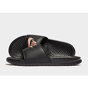 857a51984410 Nike Benassi Just Do It Slides Women s ...