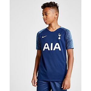 c319849aca59 NIKE 2018 19 Tottenham Hotspur Stadium Away Older Kids  Football Shirt ...