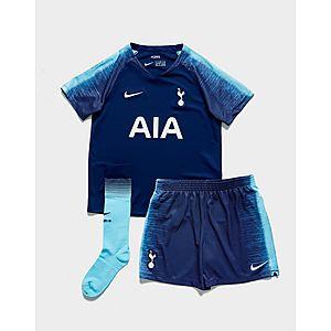 13c9ad9ad NIKE 2018 19 Tottenham Hotspur Stadium Away Younger Kids  Football Kit ...