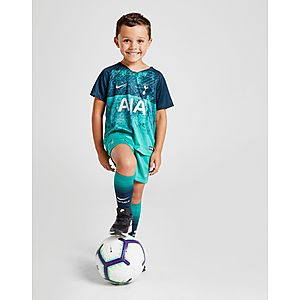 ae279f0e4 NIKE 2018 19 Tottenham Hotspur Stadium Third Younger Kids  Football Kit ...