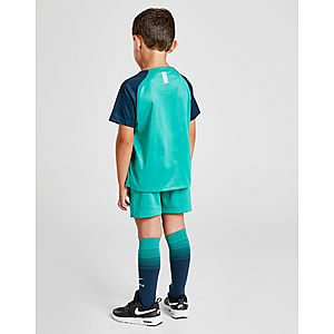211110fb5 ... NIKE 2018 19 Tottenham Hotspur Stadium Third Younger Kids  Football Kit