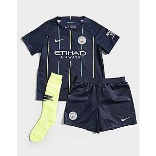 2f7307140e6 Nike Manchester City FC 2018/19 Away Kit Children