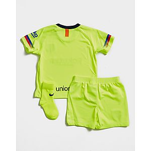 ... Nike FC Barcelona 2018 19 Away Kit Infant 9665f61356a