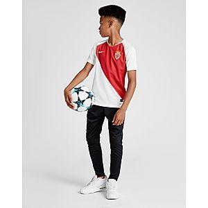 0f4b49ca8c6 ... Nike AS Monaco 2018/19 Home Shirt Junior
