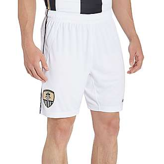 Carbrini Notts County 2014 Home Shorts