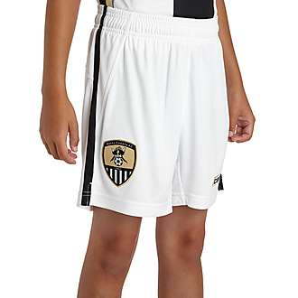 Carbrini Notts County 2014 Junior Home Shorts